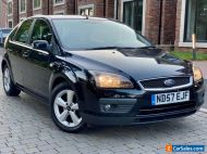 Ford Focus 1.8 Zetec Climate 5 door Black Hatchback HPI CLEAR FSH MOT