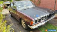 Datsun 180b. Hill climb and track car. Suitable for parts or restore.