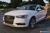 Audi: A3 4 dr sedan FrontTrak 1.8T Komfort
