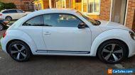 vw volkswagen beetle 1.4 TSI bluemotion Tec Sport