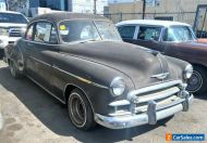 1950 Chevrolet Other 2 Door Post