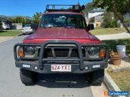 1996 Nissan Patrol GQ Y60 RD28 2.8 Diesel