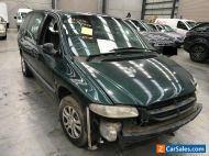 2000 Green Chrysler Voyager Wagon
