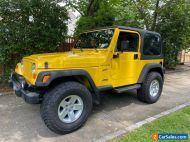 2002 Jeep Wrangler / Tj SPORT