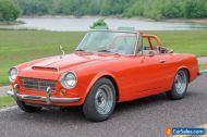 1968 Datsun 2000 Roadster SVO Turbo