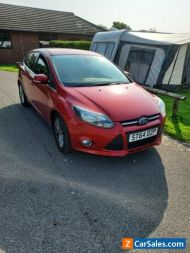 Ford focus 1.0 ecoboost 2014 64 plate NO RESERVE