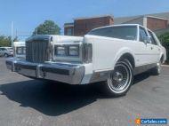 1987 Lincoln Town Car SIGNATURE SERIES