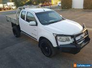 2014 Holden Colorado RG ute 4x4 AUTO 114km  2.8L turbo diesel repairable drives