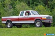 1992 Ford F-250 2dr 4WD Extended Cab LB