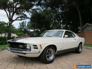 1970 Ford Mustang 351 Cleveland 4 Speed A/C Power Steering 100k receipts