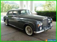 1963 Bentley S3 Saloon S3 Saloon