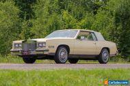 1985 Cadillac Eldorado Eldorado