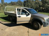 2007 Holden rodeo cab chassis tray alloytec upgrade V6 automatic