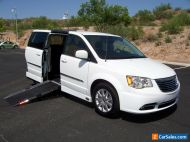 2016 Chrysler Town & Country Touring Wheelchair Handicap Mobility Van