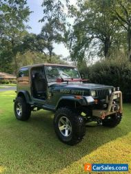 1994 Jeep Wrangler YJ Sahara