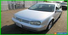 2002 Volkswagen Golf GLS 4dr Hatchback