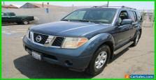 2005 Nissan Pathfinder LE 4dr SUV