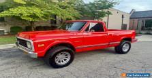1972 Chevrolet C-10 454 BIG BLOCK 4X4 - NO RESERVE!!