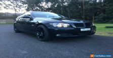 2005 BMW E90 RARE 6 SPEED MANUAL. ALL BLACK