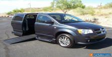2014 Dodge Grand Caravan SXT Wheelchair Handicap Mobility Van