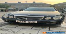 Mercedes Benz e220 estate black