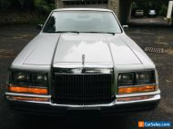 1987 Lincoln Continental Continental Cadillac style wheels 5.0 Mustang engi