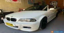 BMW,3 Series,E46,330Ci,Convertible,2dr,Automatic,M3,Luxury,Classic,rare,coupe