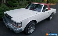 SUPER CLEAN & ULTRA RARE 1979 CADILLAC MILAN LUXURY SPORTS ROADSTER