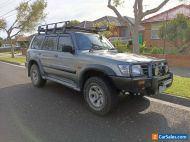 2002 Nissan Patrol