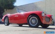 1960 Austin Healey 3000 Nasty Boy