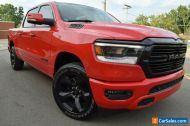 2020 Dodge Ram 1500 4X4 CREW BIG HORN NIGHT-EDITION(SPECIAL)