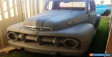1951 Ford F100 F1 Pickup