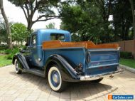 1937 Plymouth PT 50 Pickup in Original Condition Flat 6 3 Speed Very Rare