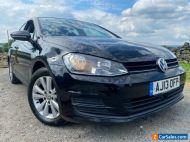2013/13 VW GOLF 1.6 TDi 105BHP 5Dr VWSH *SatNav*Parking SENSORs* Lady Ownd £0 Tx