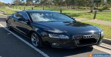2010 Audi A5 2.0l turbo Quattro Auto