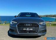 2017 Audi A3 1.4L TFSI Petrol
