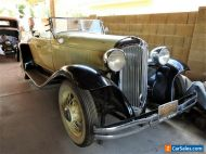 1931 Chrysler Six Roadster Rumble Seat Roadster