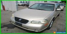 2000 Nissan Maxima GLE 4dr Sedan