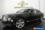 2014 Bentley Mulsanne ($344,660 MSRP!) **PREMIER SPECIFICATION PACKAGE**