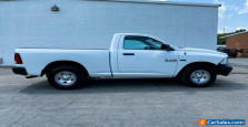 2014 Ram 1500 4x4 Tradesman 2dr Regular Cab 6.3 ft. SB Pickup