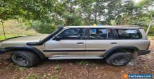 nissan patrol 2000 y61gu station wagon 3.0 dti iv