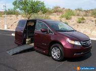 2015 Honda Odyssey EX-L Wheelchair Handicap Mobility Van
