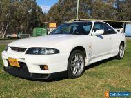 Rare Nissan 1997 R33 Gtr Series 3