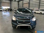 2012 Blue Holden Colorado DC Ute