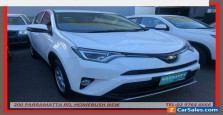 2018 Toyota RAV4 ALA49R MY18 GX (4x4) White Automatic 6sp A Wagon