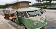 1968 Volkswagen Bus/Vanagon Fully Built Camper! Pop up top! SEE VIDEO