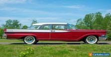 1959 Mercury Monterey Monterey two-door Hardtop