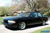 1996 Chevrolet Caprice CLASSIC SS