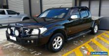2012 NISSAN NAVARA V6 4X4, Very Low Kms 128,000 in EC
