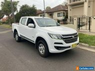 2017 AUTOMATIC HOLDEN COLORADO DUAL CAB - EXCELLENT CONDITION - GREAT HISTORY